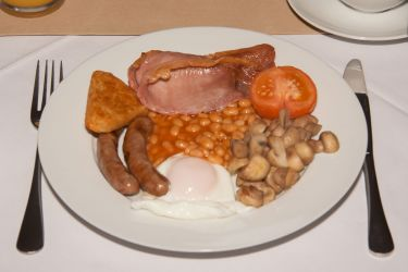 Full cooked breakfast
